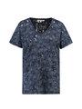 garcia t-shirt korte mouwen e90008 donkerblauw