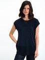 garcia top gs900702 zwart