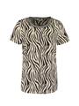 garcia t-shirt bruin p00216