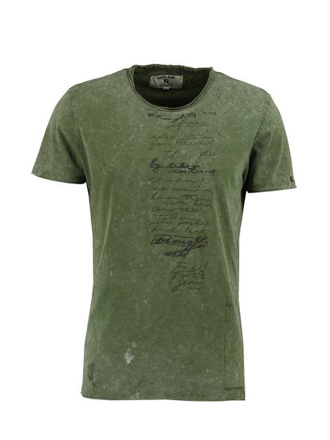 T-shirt Garcia P81207 men