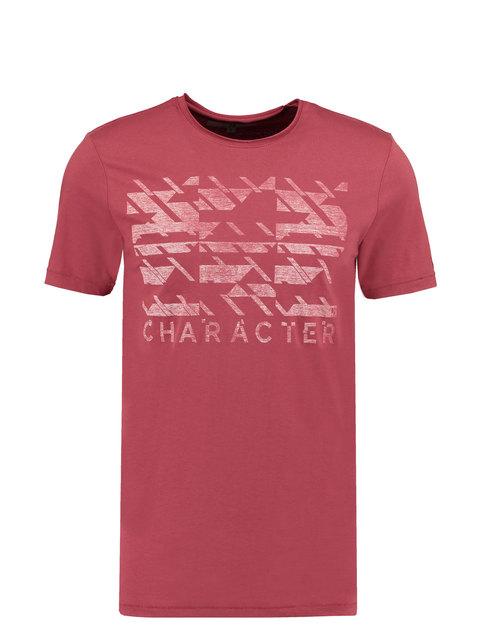 T-shirt Garcia O81002 men