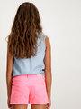 Garcia Shirt Mouwloos D92635 Lichtblauw