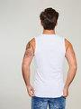 jc basic onderhemd organic cotton jc010006 wit