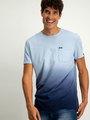 Garcia T-shirt Korte Mouwen D91208 Blauw