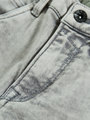 garcia jog denim short o03529 grijs