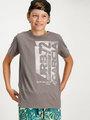 Garcia T-Shirt D93600 Grijs
