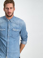 overhemd Garcia Z1081 men