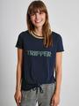 tripper t-shirt tr900904 blauw