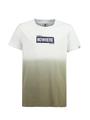 garcia dip dye t-shirt o03407 wit