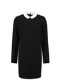 garcia jurk l92682 zwart