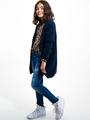 garcia panterprint blouse i92432 beige