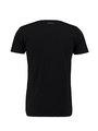 chief t-shirt met opdruk pc010307 zwart