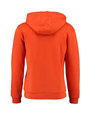 chief hoodie met tekst pc910922 oranje
