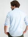 Garcia T-shirt Lange Mouwen D91228 Lichtblauw