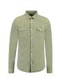 Garcia  T-shirt Lange Mouwen D91230 Groen