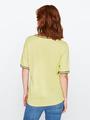 garcia t-shirt geel pg000304