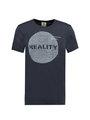 Garcia T-shirt Korte Mouwen D91203 Donkerblauw