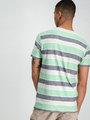 Garcia T-shirt Korte Mouwen D91210 Wit