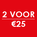 Summer deal: 2 voor 25
