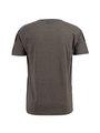 chief t-shirt met streep pc910712 grijs