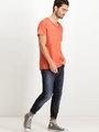garcia t-shirt x81002 oranje