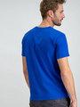 garcia t-shirt met opdruk g91002 blauw