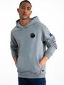 garcia hoodie i91065 grijs