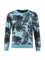 cars sweater mitch blauw