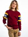 garcia sweater i93463 rood
