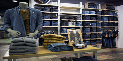 Alles over Jeans Centre
