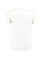 Chief T-shirt Korte Mouwen V-hals PC910505 Wit