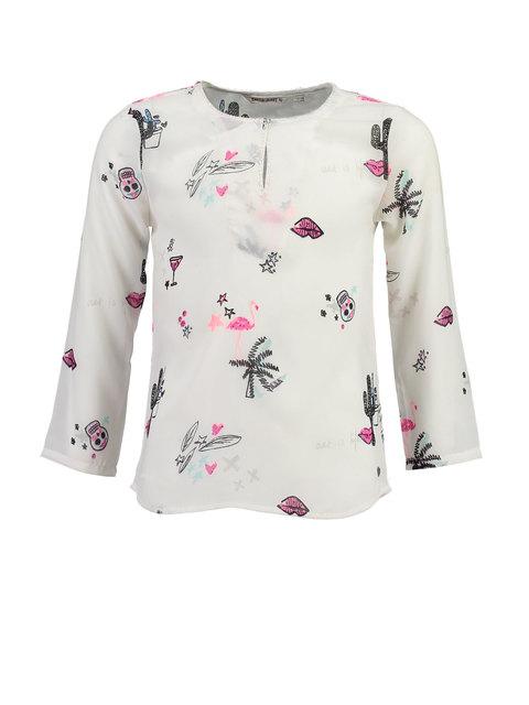 blouse Garcia C72436 girls
