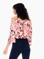 garcia off-shoulder blouse q00033