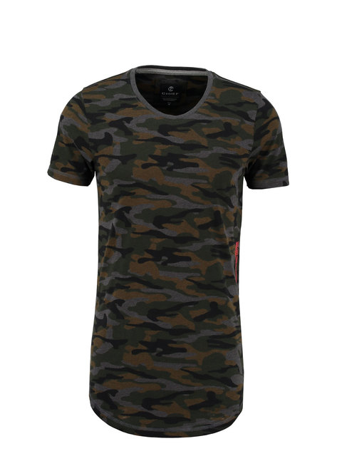 T-shirt Chief PC710703 men