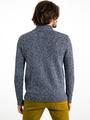 garcia trui i91048 grijs-blauw