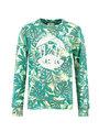 Garcia Trui Tropisch D93661 Groen