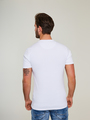 jc basic t-shirt organic cotton jc010005 wit