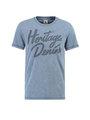 garcia t-shirt korte mouwen e91011 blauw