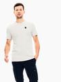 garcia t-shirt gestreept grijs t01207