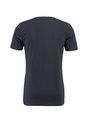 jc basic t-shirt organic cotton jc010004 blauw
