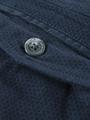 garcia chino met allover print l93717 blauw