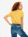 garcia t-shirt geel ge020354