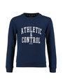 cars sweater control blauw