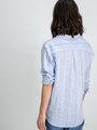Garcia Shirt Lange Mouwen D90232 Blauw