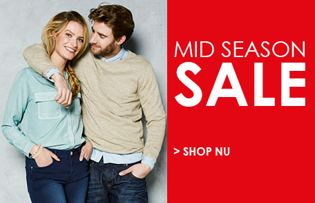 Shop nu: Mid season SALE