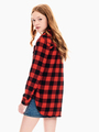 garcia blouse rood t02631