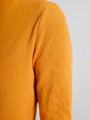 tripper long sleeve met turtleneck tr900906 geel