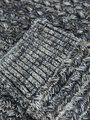 garcia gebreide trui l91052 blauw