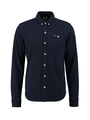 garcia tricot overhemd donkerblauw pg010401