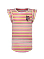 garcia t-shirt gestreept o04602 groen